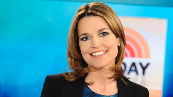 """Today"" anchor Savannah Guthrie announced in June that she is expecting her second child and will not be heading to Brazil to cover the Olympic Games because of concerns about the Zika virus. ""I"