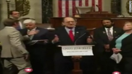 House Sit In Louie Gohmert guns sot_00000016.jpg