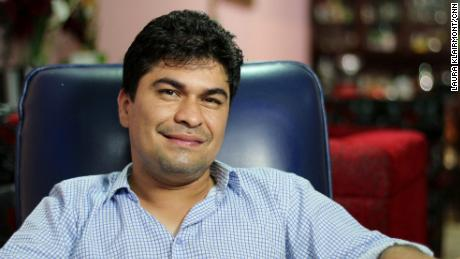 CNN Hero Jeison Aristizabal, who was born with cerebral palsy, runs a nonprofit in Colombia that offers medical therapy and occupational services to people with disabilities.