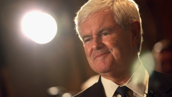 """Newt Gingrich, a former Republican Speaker of the House, said in 2010 that President Obama pretended to be normal but was engaged in """"Kenyan, anti-colonial behavior."""" Later, Gingrich would call Obama the """"food-stamp"""" president."""