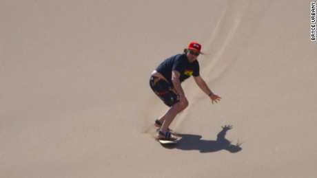 Sandboarders Shred Colorado S Dunes