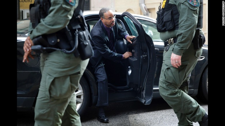 Freddie Gray van driver cleared on all charges