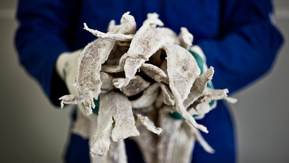 """Klippfisk -- literally """"cliff fish"""" -- is dried and salted cod, in a tradition dating to the 17th century."""