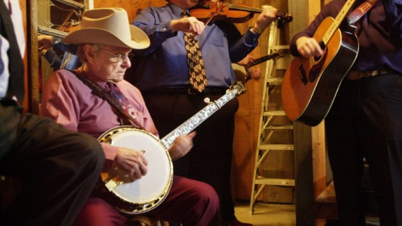 Bluegrass music pioneer Ralph Stanley died June 23 at the age of 89, publicist Kirt Webster announced on Stanley