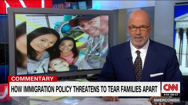 How immigration policy threatens to tear families apart