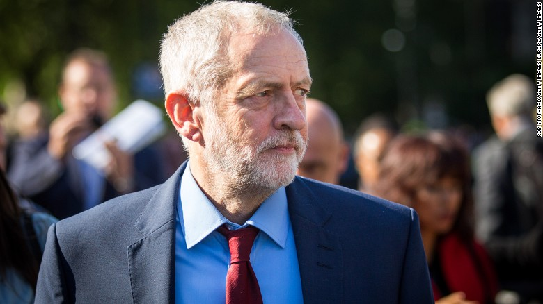 UK labor leader under fire for anti-semitic remark