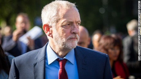 Who is Jeremy Corbyn?