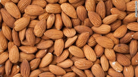 Almonds are not only popular with consumers -- they're a favorite target of thieves who grab them by the truckload.
