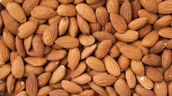 Almonds are not only popular with consumers -- they
