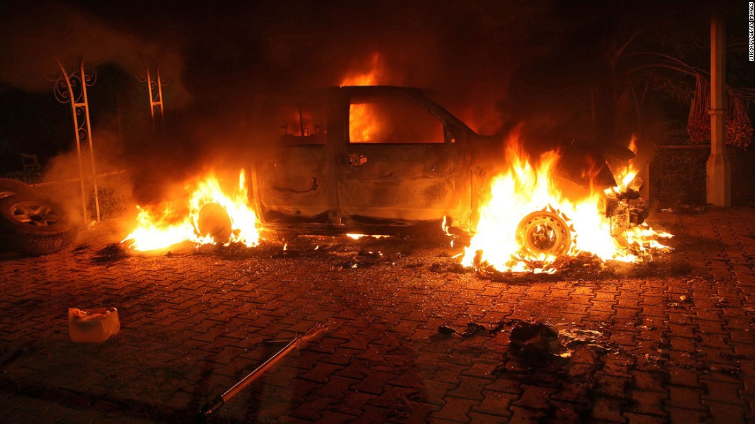 Benghazi suspect found guilty of material support in 2012 attack on US mission