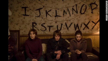 'Stranger Things' mines '80s nostalgia for slow-going Netflix horror series