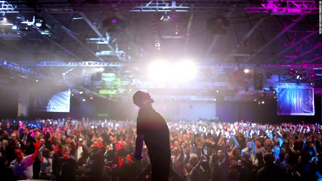 "<strong>""Tony Robbins: I Am Not Your Guru"" </strong>: A film team embedded with strategist and inspirational speaker Tony Robbins for this documentary. <strong>(Netflix) </strong>"