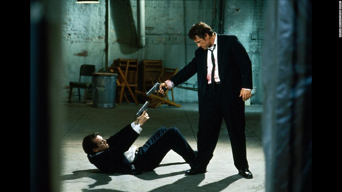 "<strong>""Reservoir Dogs""</strong>: This crime thriller about a gang of colorfully named criminals is what first put director Quentin Tarantino on the map. <strong>(Amazon Prime, Hulu) </strong>"