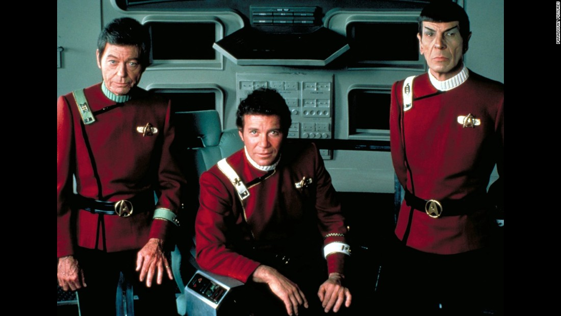 "<strong>""Star Trek II: The Wrath of Khan""</strong>: The USS Enterprise must tangle with one of its deadliest adversaries ever in this blockbuster sequel. <strong>(Amazon Prime, Hulu) </strong><br />"