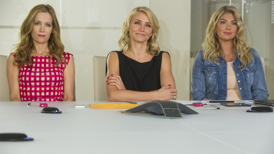 "<strong>""The Other Woman""</strong>:  Leslie Mann, Cameron Diaz and Kate Upton star in this comedy about a group of women who discover they are all seeing the same man. <strong>(Hulu) </strong>"