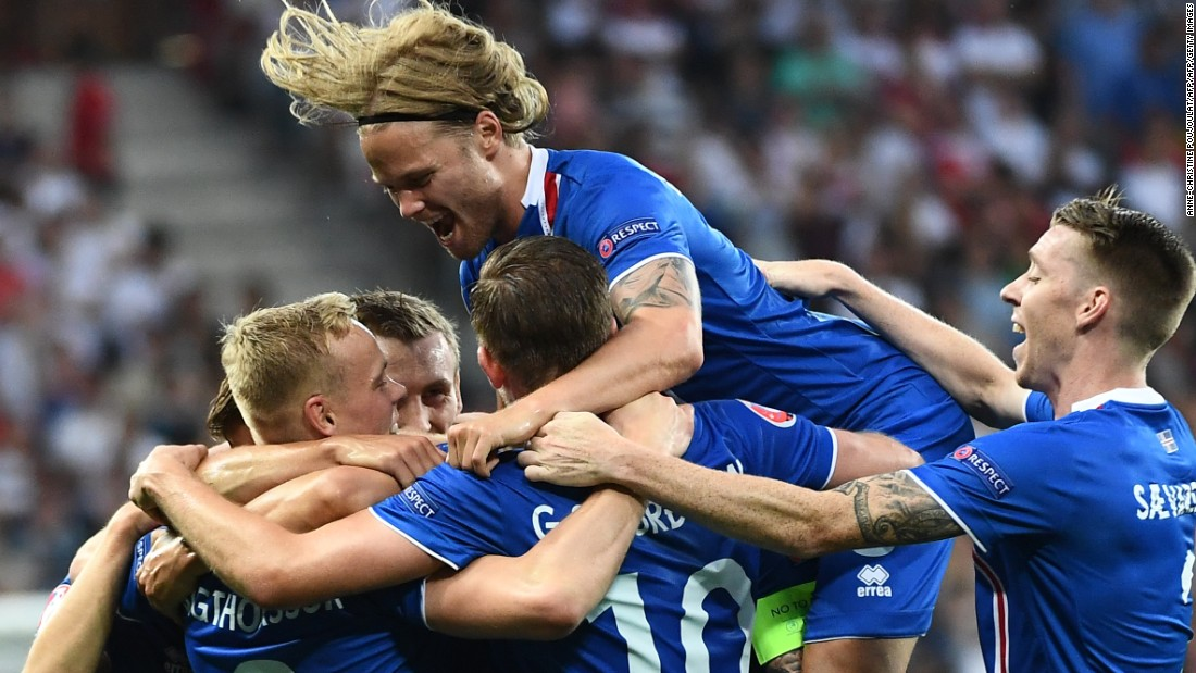 Iceland has been lauded for its team spirit and unity. After drawing its opening two group games, it defeated Austria 2-1 before seeing off England.
