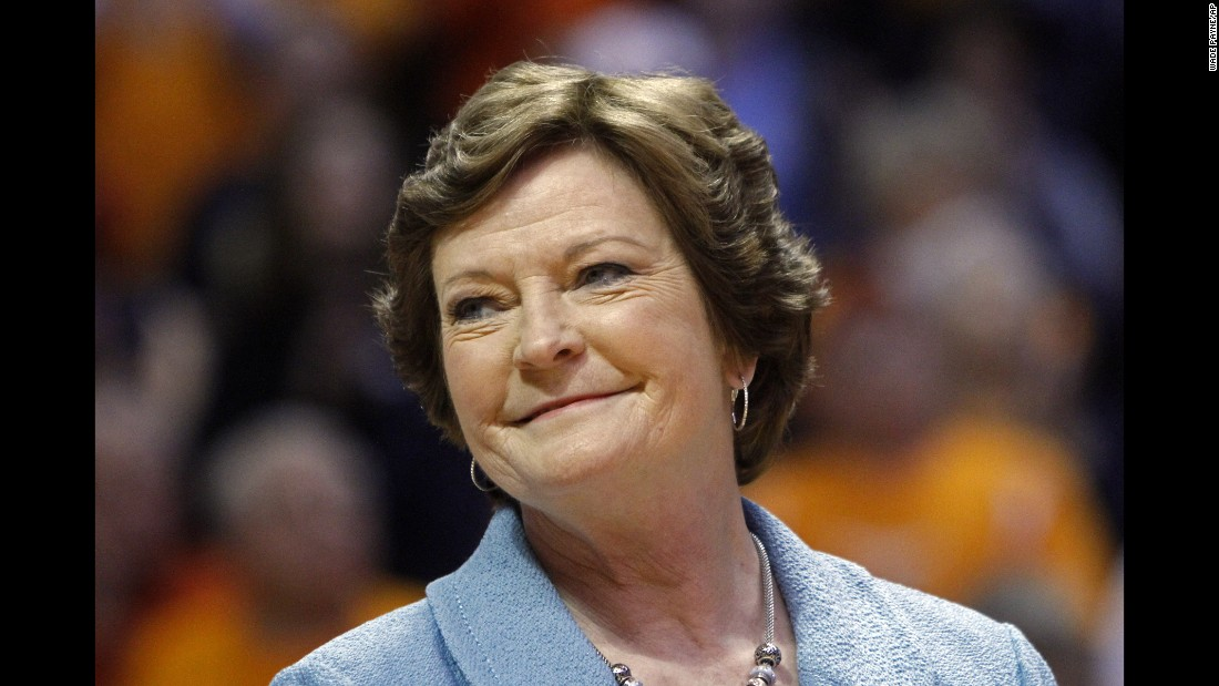 "Pat Summitt, who built the University of Tennessee's Lady Volunteers into a perennial power on the way to becoming the winningest coach in the history of major college basketball, died Tuesday, June 28. Her death came five years after she was diagnosed with Alzheimer's Disease. <a href=""http://www.cnn.com/2016/06/28/us/pat-summitt-obit/index.html"" target=""_blank"">She was 64.</a>"