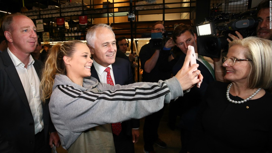 Despite an early surge in popularity after he ousted Tony Abbott in 2015, Australians increasingly cooled on Turnbull. He's been criticized for failing to change his predecessor's policies on gay marriage and climate change.