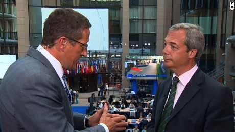 QUEST LIVE SIGNAL     interview nigel farage