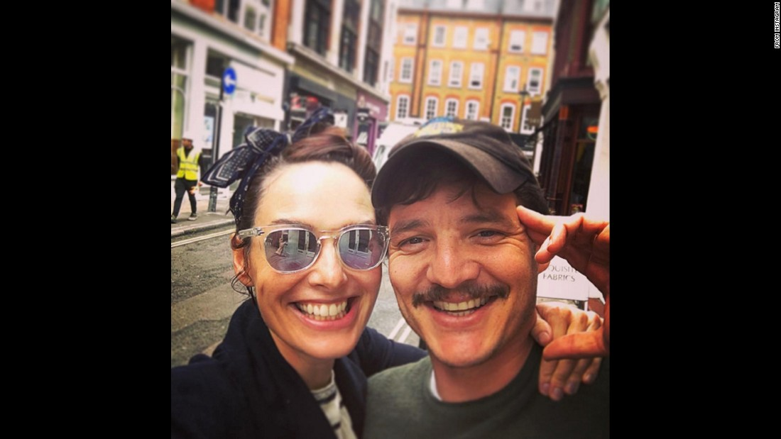 "Actress Lena Headey <a href=""https://www.instagram.com/p/BHKuqM5j9-n/"" target=""_blank"">takes a selfie</a> with ""Game of Thrones"" co-star Pedro Pascal on Monday, June 27. ""Kids are back together again,"" she said on Instagram. <a href=""http://www.cnn.com/2016/05/25/entertainment/gallery/look-at-me-selfies-may/index.html"" target=""_blank"">Must-see selfies from May</a>"