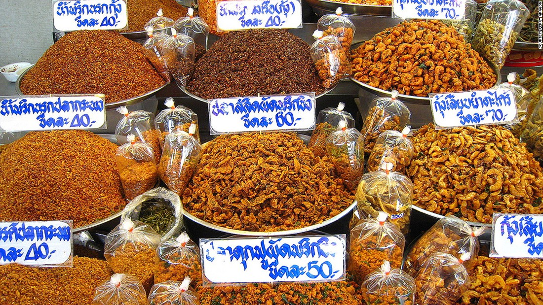 <strong>Or Tor Kor Market, Bangkok: </strong>The immaculate, brightly lit Or Tor Kor Market is packed with fresh products, many of which are unique to Thailand.