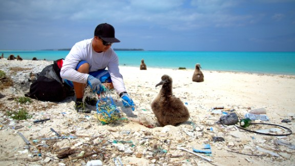 There are different ideas about how to address the crisis. The U.S. National and Atmospheric Association favors beach cleaning and public education at local level, combined with challenging policymakers and plastic producers to promote conservation.