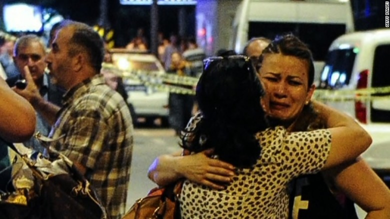 U.S. officials: Istanbul attack has hallmarks of ISIS