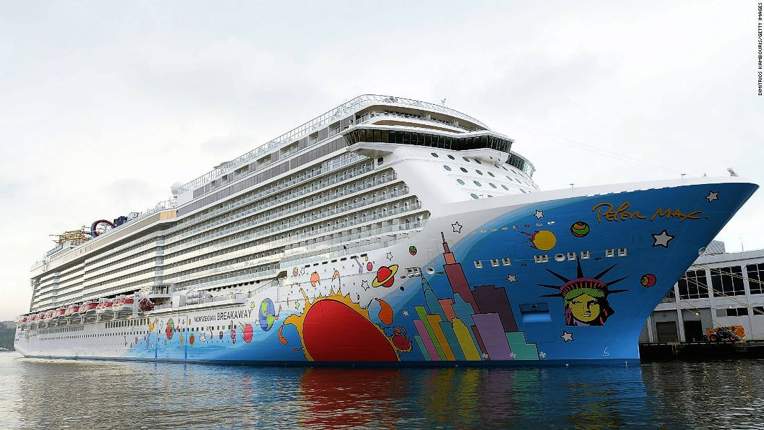 The Cruise Ships With The Best WiFi CNN Travel - Biggest and best cruise ships