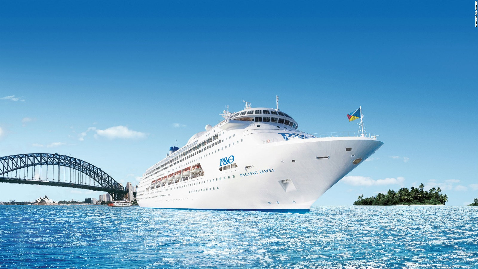 The cruise ships with the best Wi-Fi | CNN Travel
