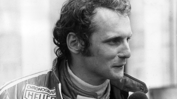 Now 67, the Austrian had championed the importance of safety in the build up to that fateful 1976 German Grand Prix. But, though he called for his fellow drivers to boycott it, the race at the famous Nurburgring circuit went ahead.