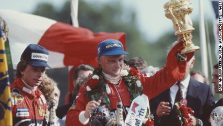 Niki Lauda: 'Too much safety will destroy F1'