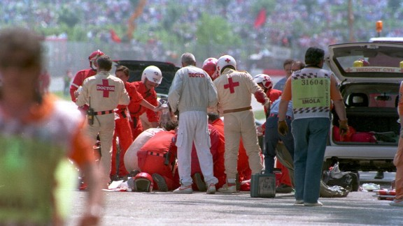 Ayrton Senna, considered by many to be the greatest F1 driver of all time, is another to have lost his life on the racetrack. The triple world champion died following at crash at the Imola Circuit in 1994