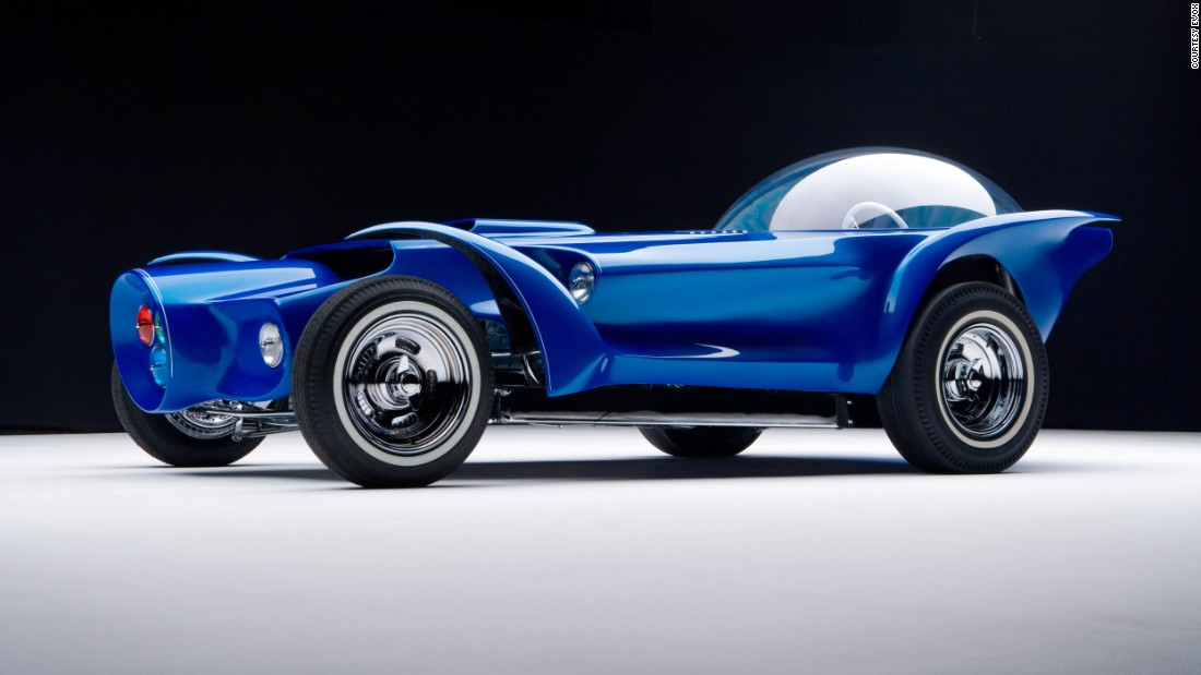 10 of the world\'s most incredible custom cars - CNN Style