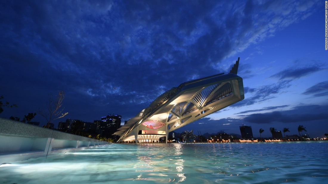 The Museum of Tomorrow is a standout architectural monument in Rio's harbor zone, revitalized as part of the city's Olympic preparations. But how is the rest of the Olympic Park shaping up?<br />