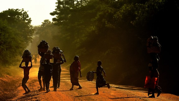 The European Development Fund will be reduced by Britain's withdrawal, threatening development programs such as road-building in Tanzania.