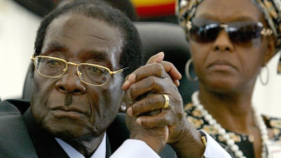Leaders of regimes under EU sanctions such as Zimbabwean President Robert Mugabe might hope for a new deal post-Brexit.