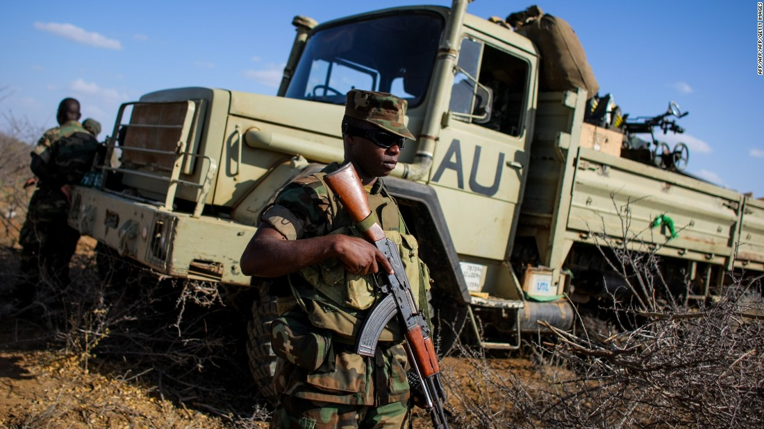 The African Union Mission (AMISOM) in Somalia could be affected in its battle with al-Shabaab militants if European commitment wanes.