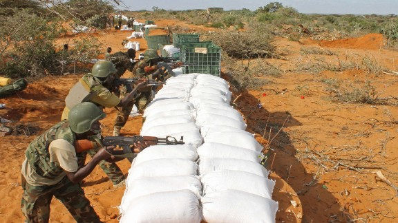 Will Britain's withdrawal affect the African Union force (AMISOM) in its battle with al-Shabaab?