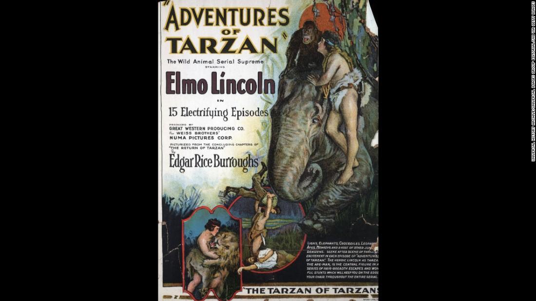 The Return of Tarzan (Tarzan series, Book 2)