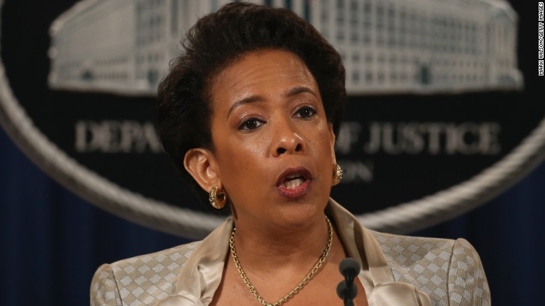 Lynch: Comey was determined to send letter