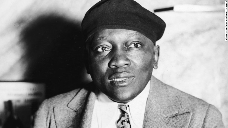 Trump considers pardon for boxer Jack Johnson
