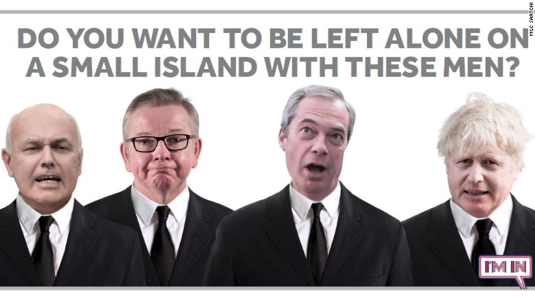 Image result for brexit campaign