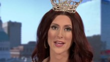 Miss america against gay marriage