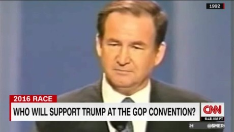 Buchanan: My 1992 Convention Speech about Clintons still holds_00022011