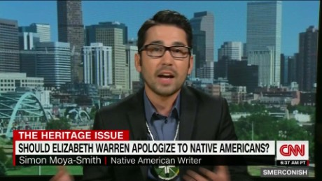 Should Warren Apologize to Native Americans?_00013626