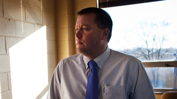 Special Agent Brion Hanley was named Investigator of the Year in 2013.