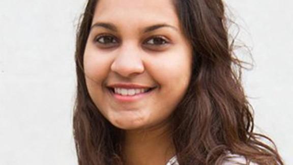 Tarishi Jain, of India, was a U.S. college student who was serving an internship in Bangladesh.
