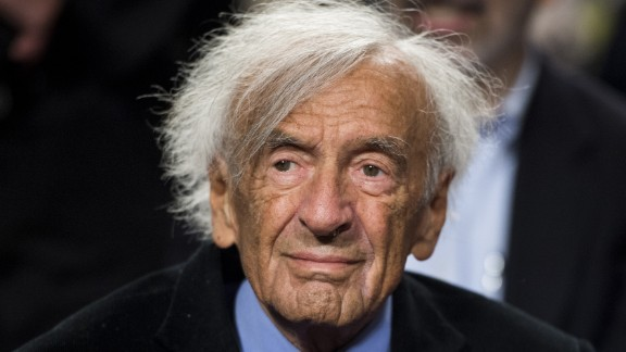 "Nobel Peace Prize laureate and Holocaust survivor Elie Wiesel died at the age of 87 on July 2. Wiesel's book ""La Nuit"" is the story of the Wiesel family being sent to Nazi concentration camps."