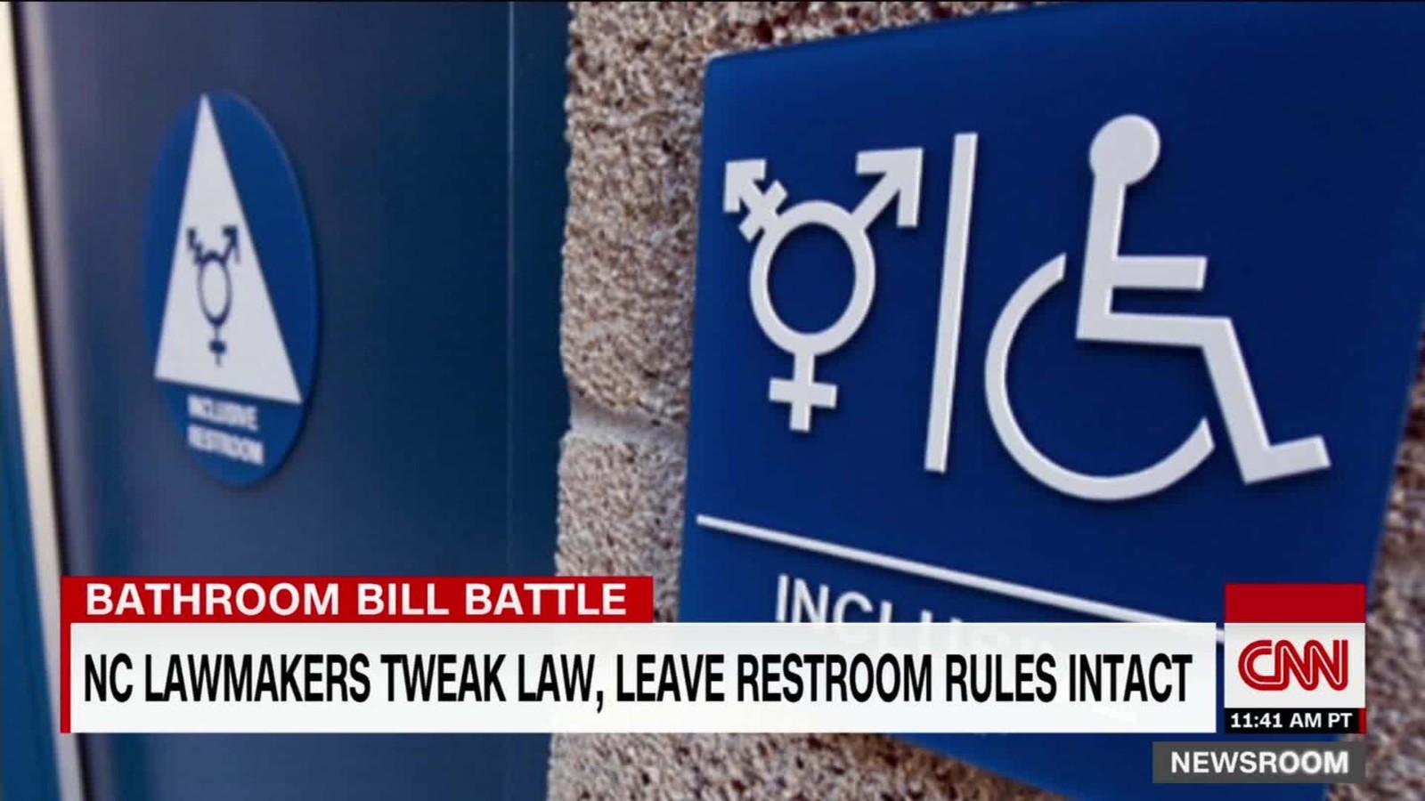 North Carolina fails to repeal 'bathroom bill' -- now what? - CNNPolitics