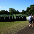Wimbledon sign